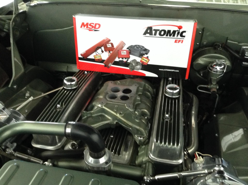 fuel injection conversions